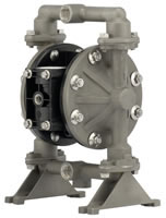 Double Diaphragm Pump from Ingersoll Rand Industrial Technologies