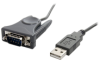 StarTech.com USB to RS232 DB9/DB25 Serial Adapter Cable -- ICUSB232DB25