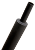 Shrinkflex Viton Heat Shrink Tubing -- HS2-VSS-088-BK