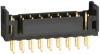 Rectangular Connectors - Headers, Male Pins -- H2857-ND