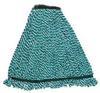 "Rubbermaid Web Foot® Microfiber Wet Mop - 1"" Medium -- RM-A81206GRE"