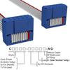 Rectangular Cable Assemblies -- C3BBS-1018G-ND -Image