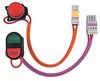 START/STOP Push Button Kit 22.5mm -- 198-SSPB