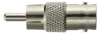 RCA Plug to BNC Jack -- 100-350-TP - Image