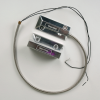 Miniature Surface Mount With Armored Cable -- 2202 Series