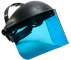 Laser Safety Face Shield for Ruby -- FSD-6700U