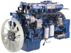 Concrete Mixer Engine Series