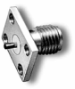 RF Coaxial Panel Mount Connector -- 5698-4SF -Image