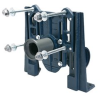 EZCarry® High Performance Water Closet Adjustable Horizontal Siphon Jet Hub and Spigot Narrow Wall Carrier -- ZN1201-H -- View Larger Image