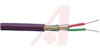 CABLE; PROFIBUS DP STRANDED; 22C; 7/30;300V; PVC; PURPLE -- 70138017