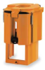 Drill Press Guard,Quill 1 3/4-3 1/2 In -- 6D570