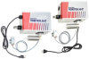Electric Vortex A/C Enclosure Cooler System
