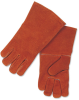 112 Economy Cowhide Stick Welding Gloves -- REV-112