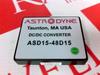 CONVERTER DC/DC INPUT RANGE 20-75VDC 7PIN -- ASD1548D15