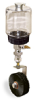 (Formerly B1745-5X02), Manual Chain Lubricator, 1 pt Polycarbonate Reservoir, Roto Brush Nylon -- B1745-016B1NW1W -- View Larger Image