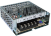 25-200W, 3.3-48V, up to 40A, Low Cost DIN Rail Mount Power Supply -- LS - Image