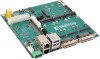 Carrier for COM Express Type 10 and AcroPack I/O Modules -- ACEX4040 - Image