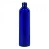 Plastic Bottle, HDPE, Round, White, 8oz -- CPR01101W - 244100080 - Image
