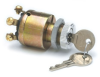 Ignition Switch, 4-position -- M-700-Image