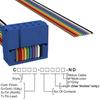 Rectangular Cable Assemblies -- C1BXG-1036M-ND -Image