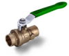 Brass Ball Valve -- Puri T-242