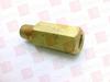 ASHCROFT 1/4-1106B ( PULSATION DAMPENER REGULATOR, 1/4INCH BRASS ) - Image