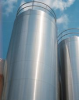 Storage Tanks -- Stainless Steel Silos