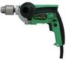HITACHI 1/2 In. 9 Amp Corded Drill -- Model# D13VF