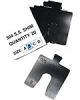 Slotted Shim Replacement Packs -- .100-OD