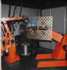 Welding Robot with Rotary Positioner