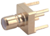 RF Coaxial Board Mount Connector -- 82SMB-50-0-1/1H -Image