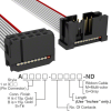Rectangular Cable Assemblies -- A3AKB-1018G-ND -Image