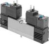 Air solenoid valve -- VSVA-B-P53C-ZH-A2-3AC1 -Image