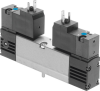 Air solenoid valve -- VSVA-B-P53E-ZH-A2-2AC1 -Image