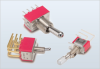 Miniature Toggle Switch -- 2MS Series-Image