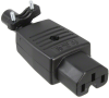 Power Entry Connectors - Inlets, Outlets, Modules -- 486-2102-ND -Image