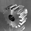 SPUR GEARS -- P24S21-96 -Image