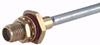 Coaxial Straight Bulkhead Cable Feed Through -- Type 24_SMA-50-3-100/111_NE - 22648728