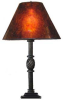 Basket Twist Table Lamp -- TL2 - Image