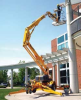 3522A Trailer Mounted Boom Lifts - Image