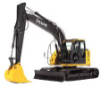 135D Excavator - Image