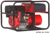 6,000 Watt Triple-Fuel Generator w/ Electric Start