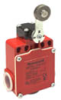 GSS Series, Safety Limit Switch, 4NC Direct Opening, Side Rotary, Metal Roller, 20 mm, EN50047 Compatible, Zinc Die-cast, Gold-plated Contacts -- GSEC41A1B