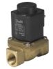 EV225B, Servo-operated 2/2-way solenoid valves for steam -- 032U380429