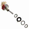 Toggle Switches -- 100DP1T3B1M6REH-ND - Image