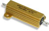 Aluminum Housed Axial Terminal Wirewound Resistor -- 89 Series