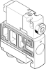 Air solenoid valve -- CPVSC1-M1H-N-H-Q4O -Image