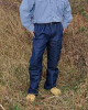 Chain Saw Pants,Blue,Size 38 to 40x33 In -- 8MZZ8
