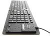 Waterproof Full-size Flexible Touchpad Keyboard - USB -- KBWKFC108T