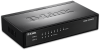 8-Port Metal Desktop Switch with 4 PoE Ports -- DES-1008PA